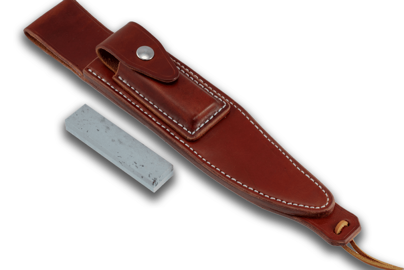 Lile Model FB Sheath - Made from top grade oak tanned leather