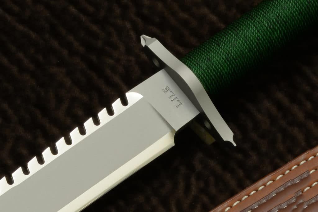 Lile FB Knife Closeup